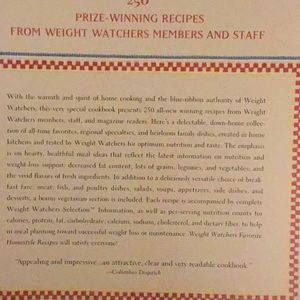 Kitchen - Weight Watchers Favorite Homestyle Recipes